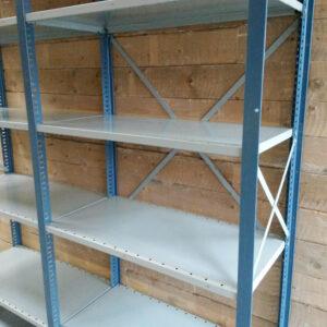 Electrolux Stelling, 230cm hoog, 5 borden van 50 x 100cm (Aanbouw)