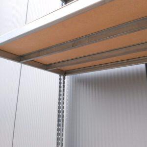 Duwic Stelling, 225cm hoog, 5 borden van 50 x 125cm (Aanbouw)