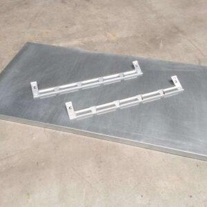 GS-3 legbord, 50 x 98cm