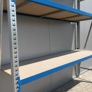 Vogelsang Grootvakstelling, 240cm hoog, 4 borden van 80 x 270cm (Aanbouw)