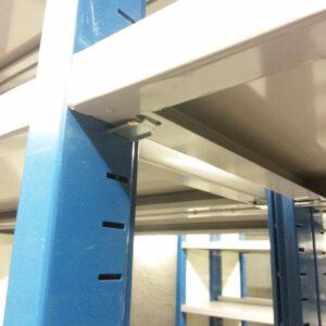 Nedcon Stelling, 190cm hoog, 6 borden van 30 x 118cm (Aanbouw)
