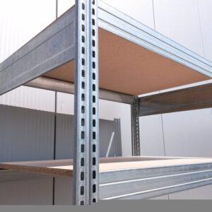 Bert Legbordstelling, 180cm hoog, 60cm diep, 125cm breed (aanbouw)