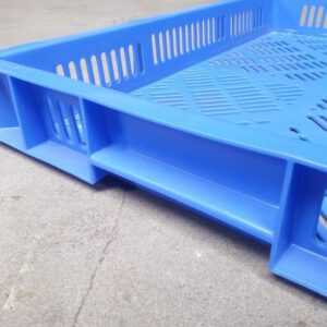 Krat 40x60x7,5cm Blauw