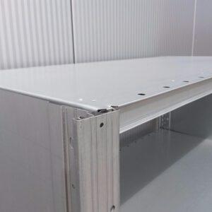 Dexion Stelling, 160cm hoog, 4 borden van 50 x 98,5cm (Aanbouw)
